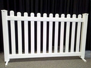 Event Fencing is a Temporary or Permanent Barrier