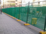 Temporary Fence with Accessories will Improve Security